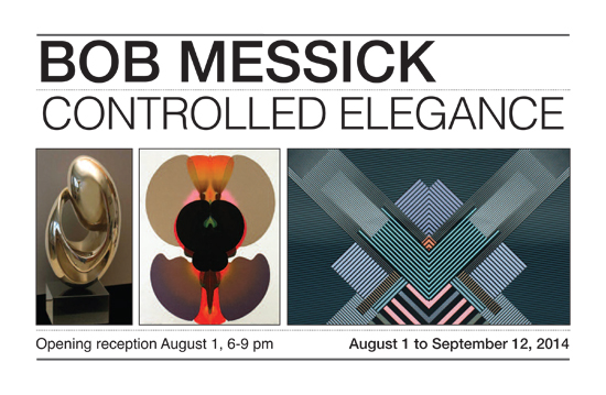 Robert Messick: controlled elegance