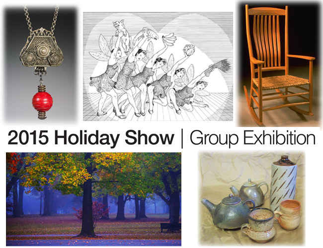 2015 Holiday Show at Cathy Gregory